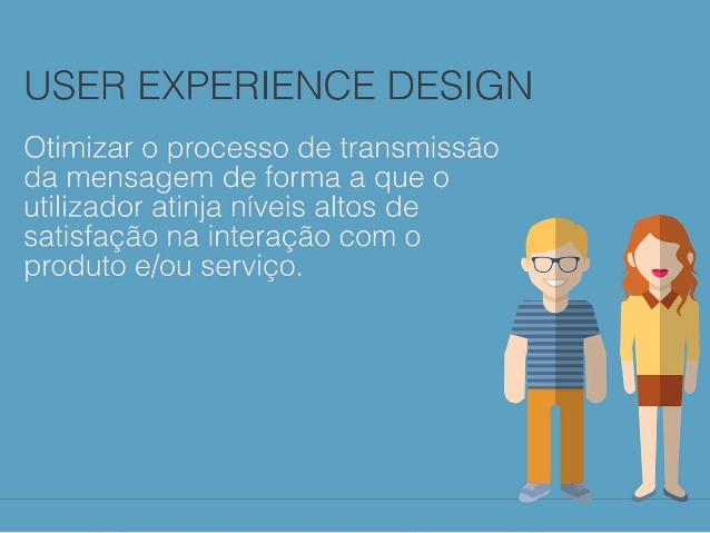 experiência do usuário