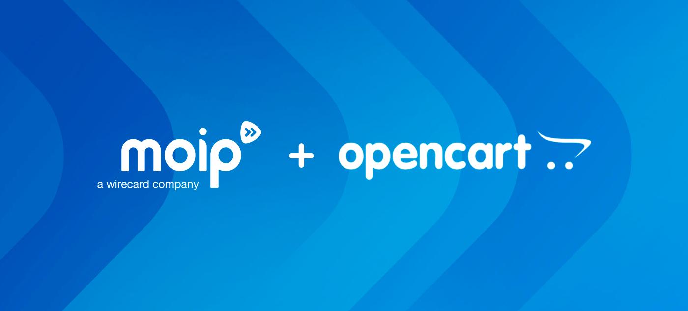 moip opencart checkout - capa